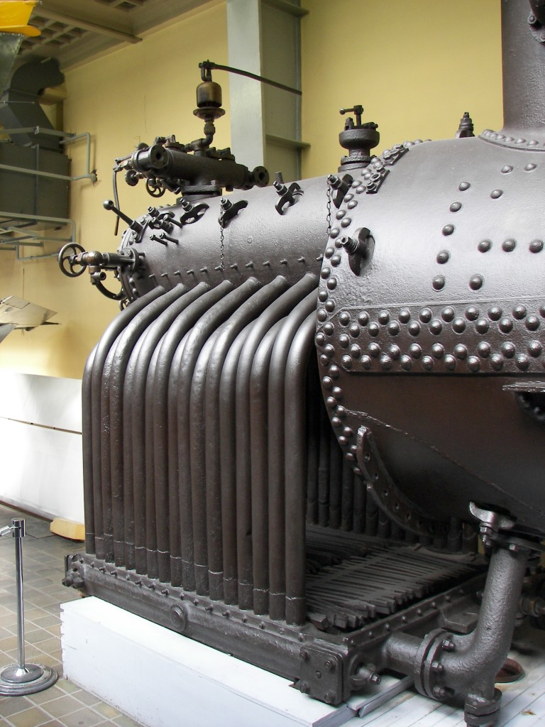 Fire Tube Boiler Universal Plumbing And Heating